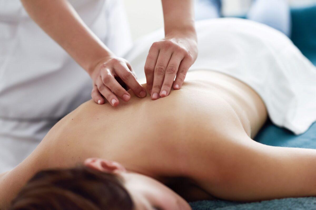 physio massage injury