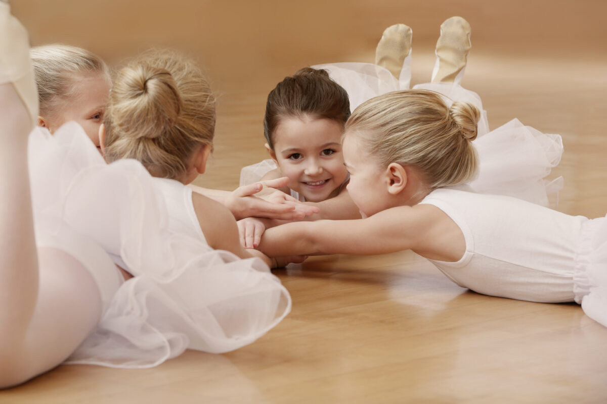 ballet in kelso children