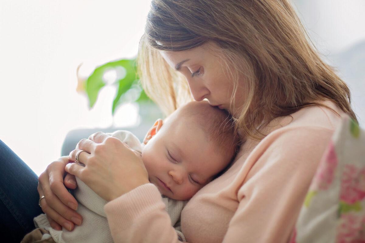 Baby craniosacral osteopathy